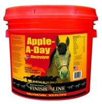 Finish Line Apple-A- Day Electrolyte - Thoroughbred Racing