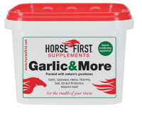 Garlic & More - Horse First