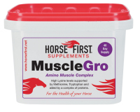 MuscleGro - Western Riding