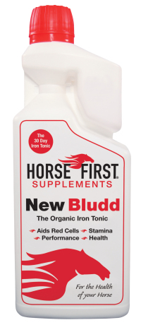 New Bludd - Horse First