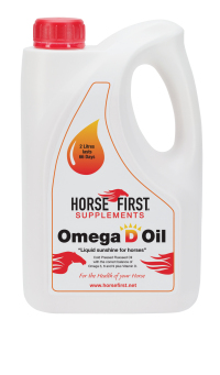 Omega D Oil - Thoroughbred Racing