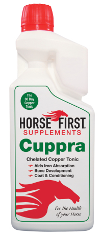 Cuppra - Horse First