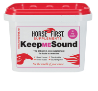 Keep Me Sound - Horse First